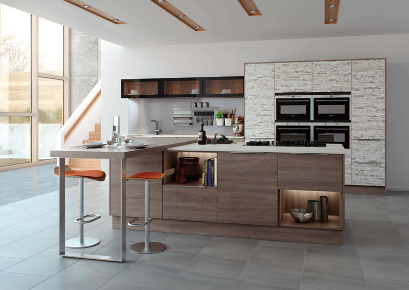 Wentworth design sunbury k che kollektion for Hacker kitchen designs